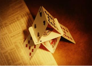 Don't build your campus newspaper on a house of cards.