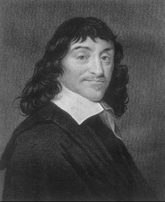 """I'm Descartes and I approve this conference."""
