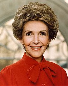 """In our department, we will study the underapreciated Nancy Reagan,"" said . ""Her understanding of the occult """