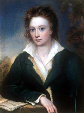 The original thought leader, Percy Shelley